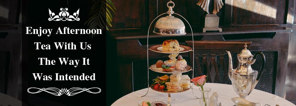 Westminster Tea Rooms Menu